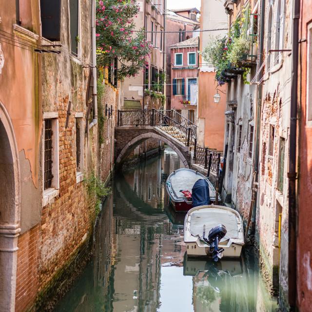 """""""Venice, Italy"""" stock image"""