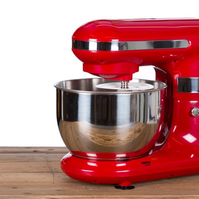 """Pastry dough machine"" stock image"