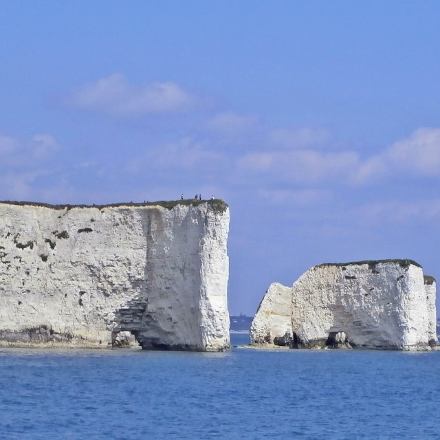 """Old Harry"" stock image"