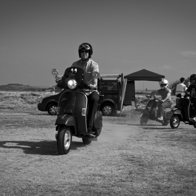 """Easy Rider"" stock image"