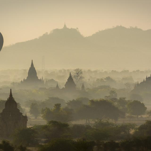 """""""Bagan Balloon"""" stock image"""