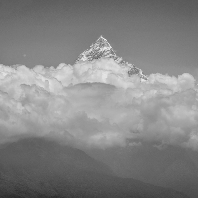 """Annapurna"" stock image"
