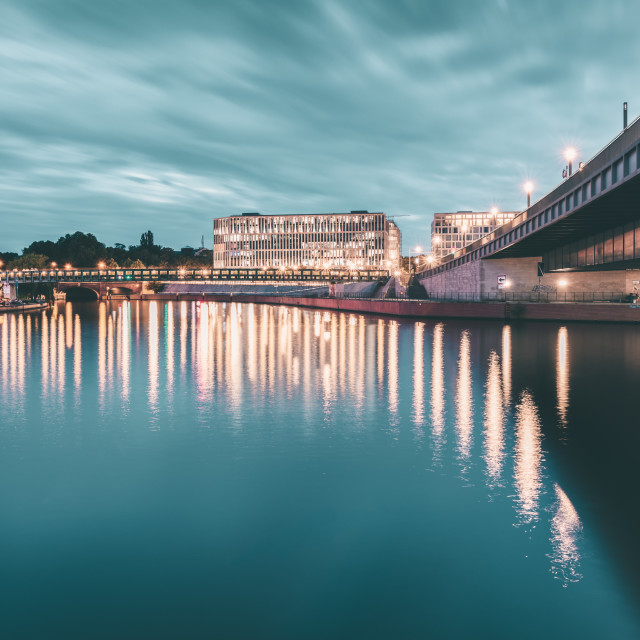 """Bridges | Berlin, Germany 2016"" stock image"