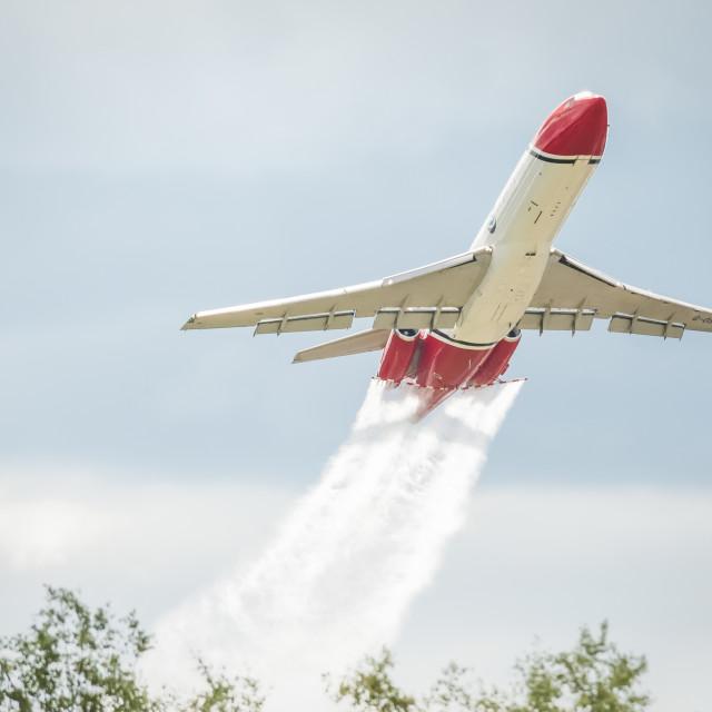 """OSRL Boeing 727"" stock image"