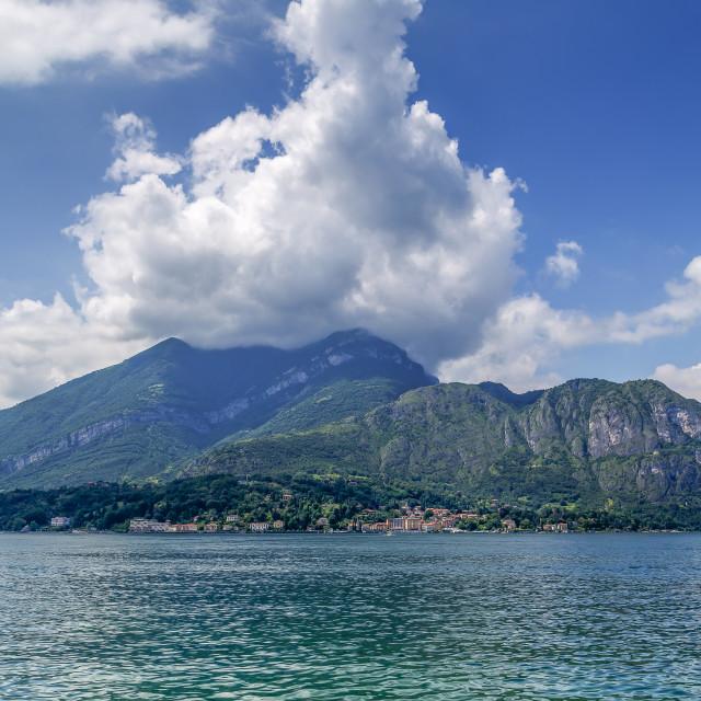 """""""Lake Como"""" stock image"""