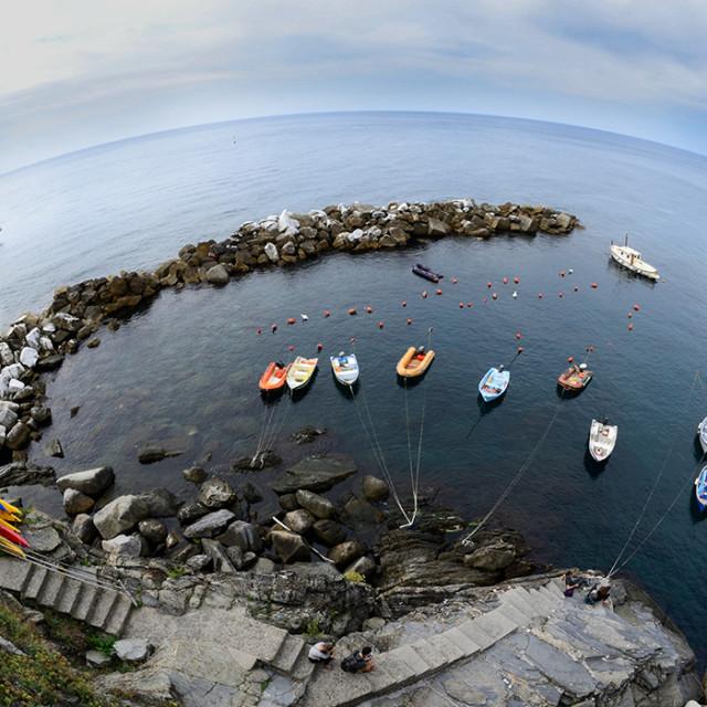 """Cinque Terre"" stock image"