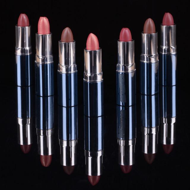 """Lipstick"" stock image"