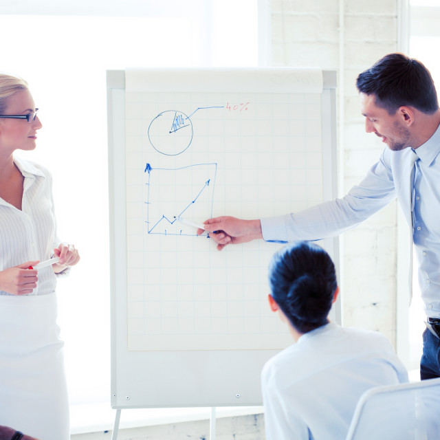 """""""business seminar in office"""" stock image"""