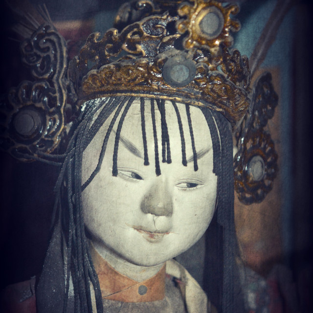 """""""Chinese Doll"""" stock image"""