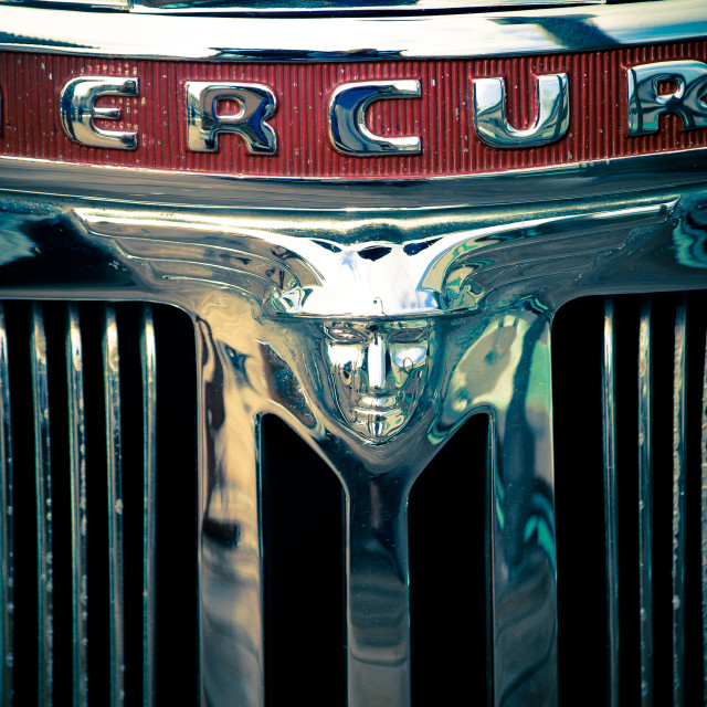 """Mercury"" stock image"