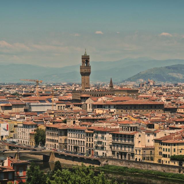 """""""Florencia"""" stock image"""