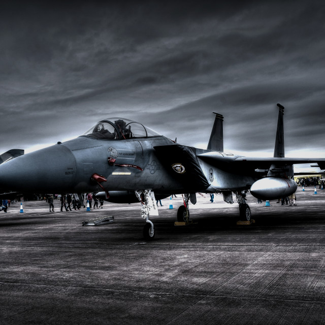 """F-15"" stock image"