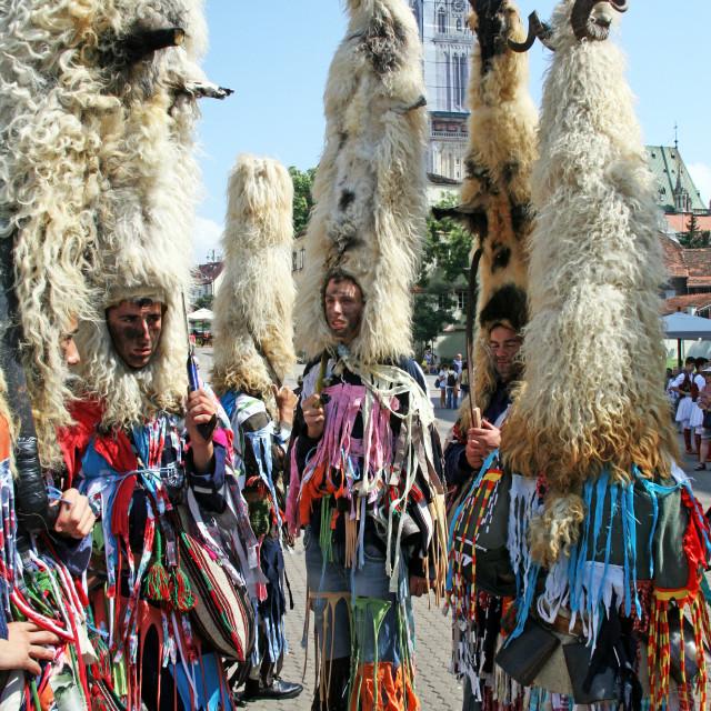 """International Folklore Festival,Zagreb,2016.,58"" stock image"