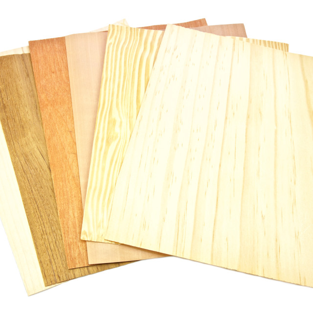 """""""Wooden samples, isolated"""" stock image"""