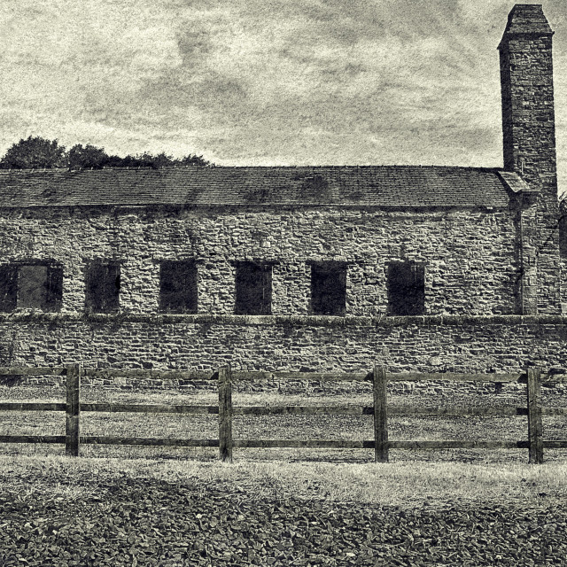 """""""the goods shed"""" stock image"""