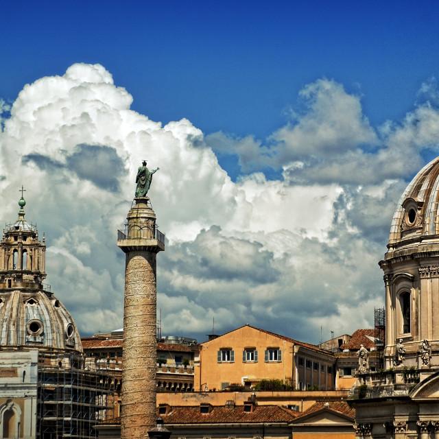 """Roma"" stock image"