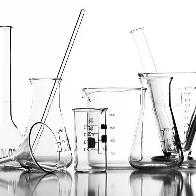 """Chemical, Science, Laboratory, Test Tube, Equipment"" stock image"