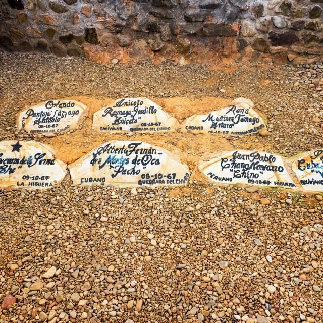 """Che Guevara Grave Site"" stock image"