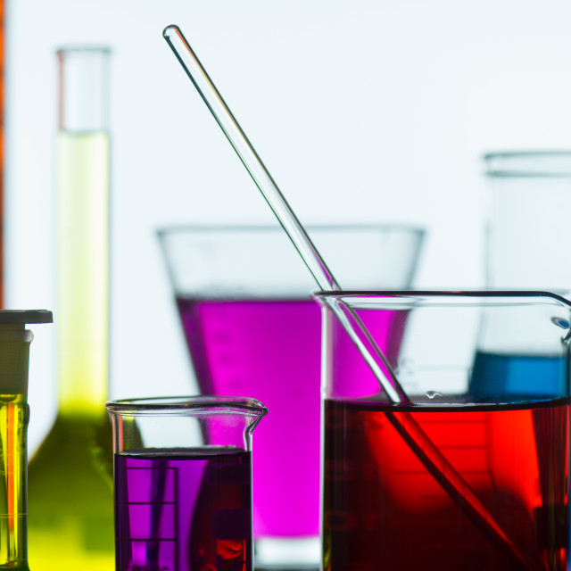 """Chemical, Science, Laboratory, Test Tube, Laboratory Equipment"" stock image"