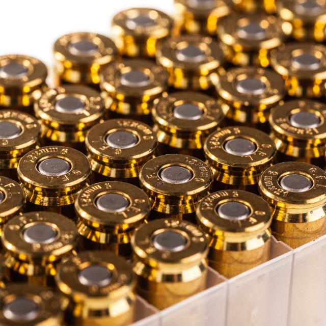 """Bullet box"" stock image"
