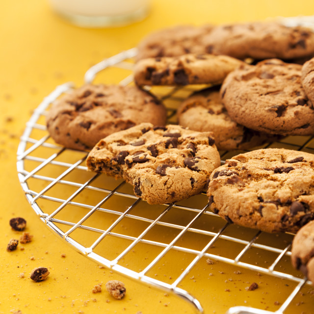 """Cookies"" stock image"