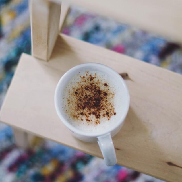 """Coffee"" stock image"