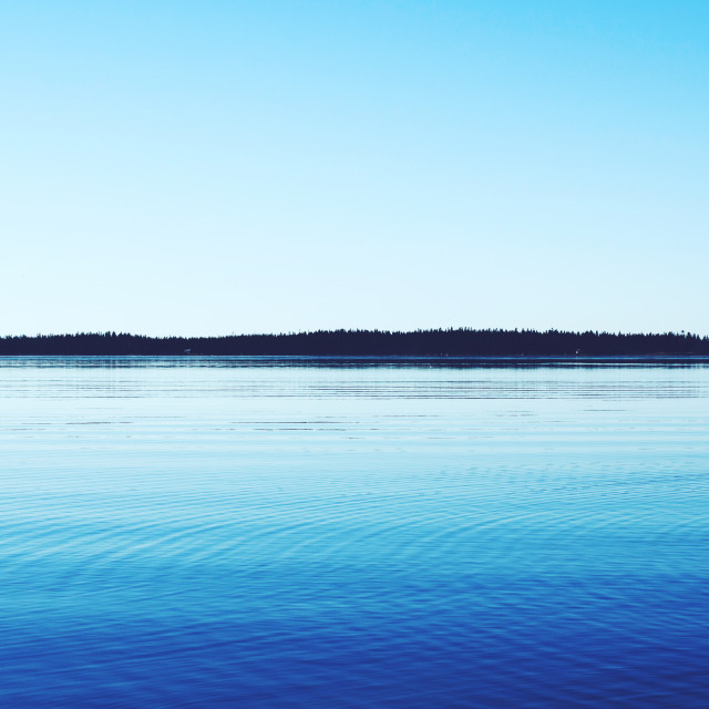 """""""Calm Water"""" stock image"""