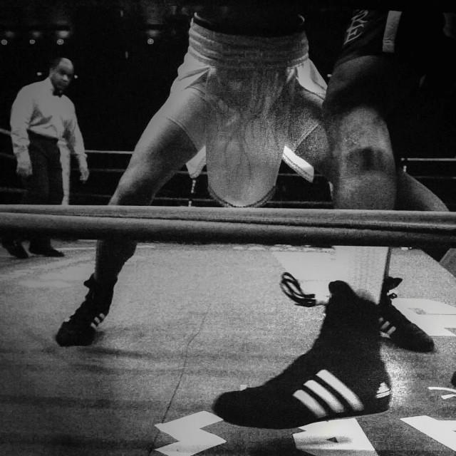 """Boxing"" stock image"