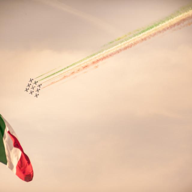 """Italy celebrations"" stock image"
