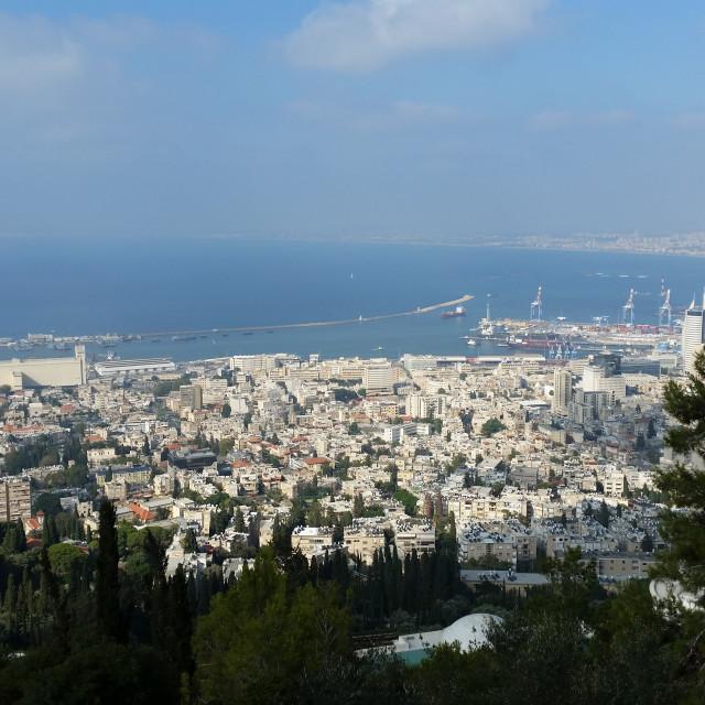 """""""Haifa"""" stock image"""