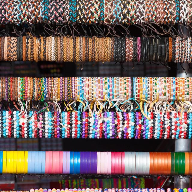 """""""Bracelets"""" stock image"""