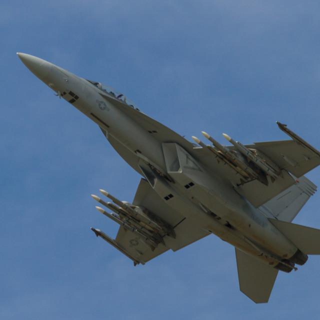 """F18"" stock image"