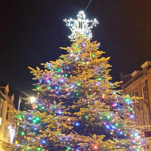 """Christmas Tree"" stock image"