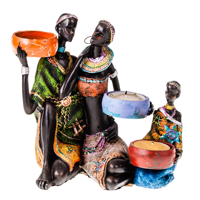 """Ethnic family"" stock image"