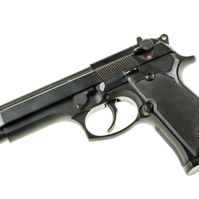 """""""Handgun"""" stock image"""