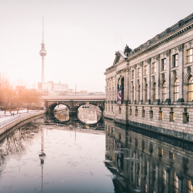 """Bodemuseum II   Berlin, Germany 2016"" stock image"