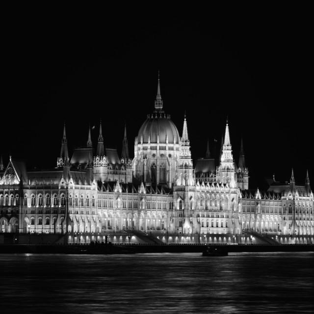 """Budapest Parliament Building"" stock image"
