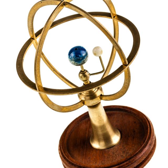 """Astrolabe"" stock image"