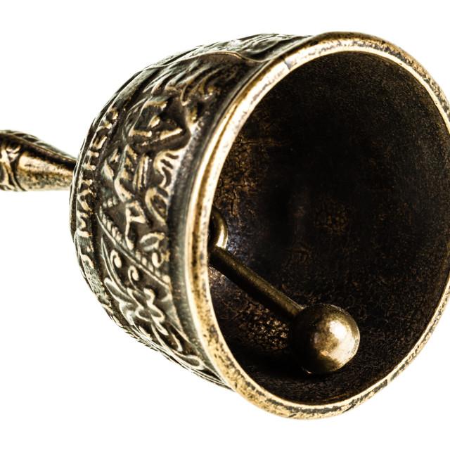 """""""Catholic Bell"""" stock image"""