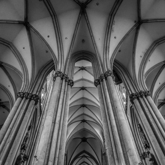 """""""Dom Ceiling"""" stock image"""