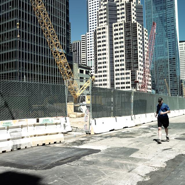 """Urban development"" stock image"