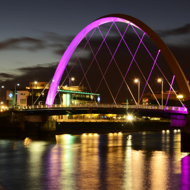 """Clyde Arc"" stock image"