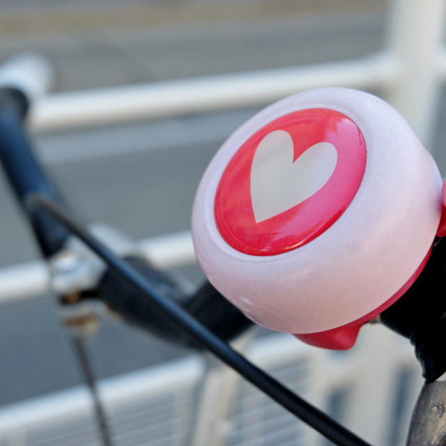 """""""Bicycle bell"""" stock image"""