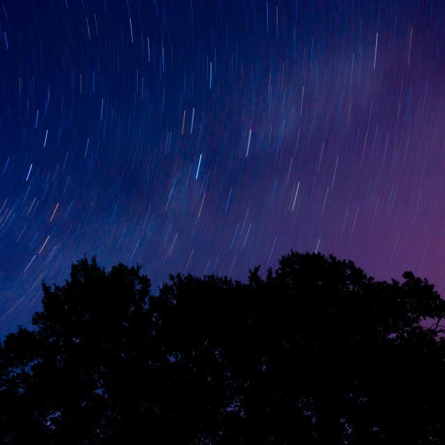 """Starry Skies"" stock image"