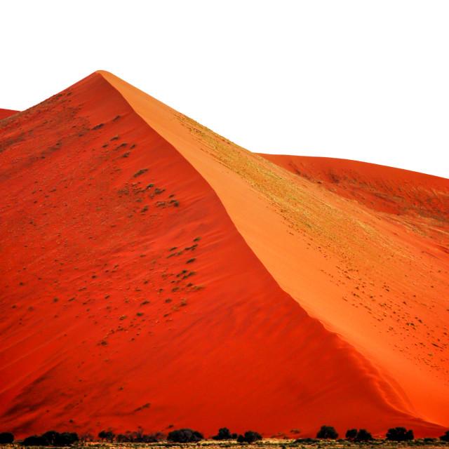 """""""Namibian sand2"""" stock image"""