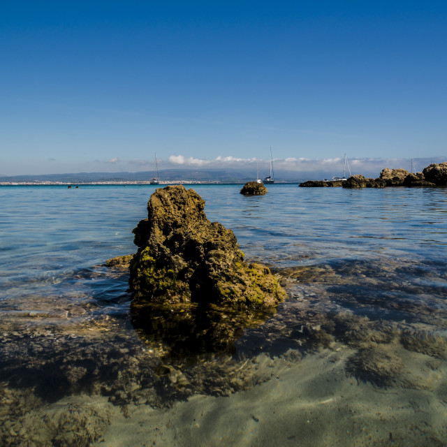 """Mediterranean sea"" stock image"