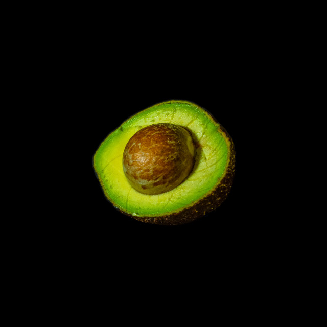 """Avocado"" stock image"