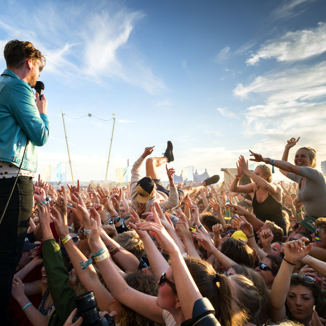 """Kaiser Chiefs 2"" stock image"