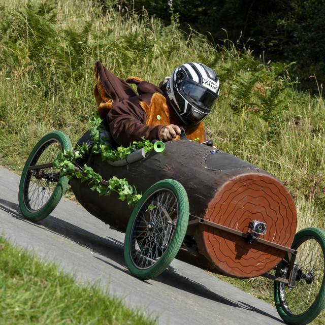 """""""VW wacky races 2"""" stock image"""