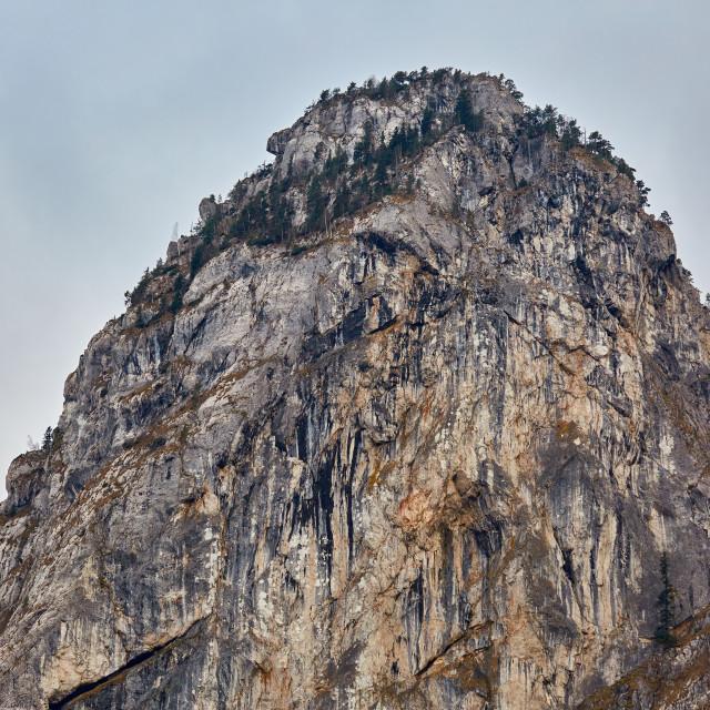 """Rocky mountain peak"" stock image"